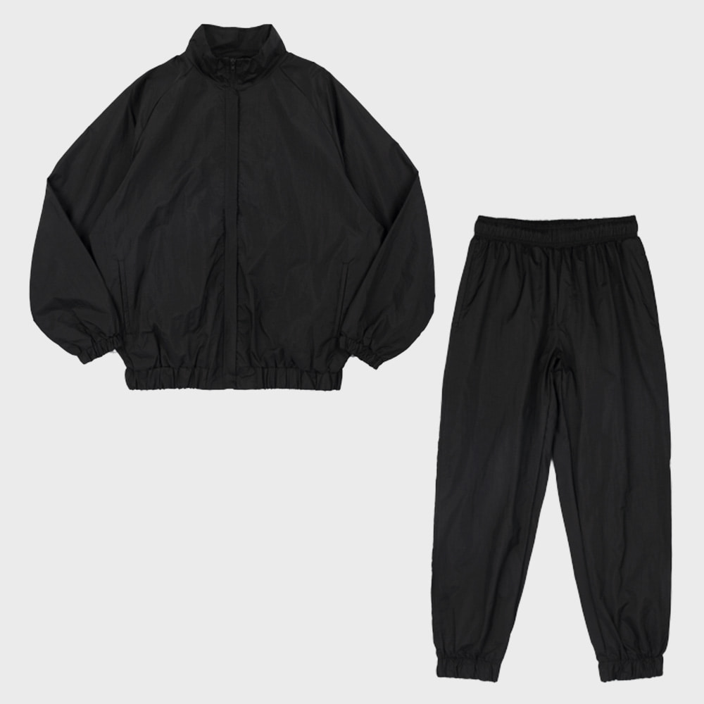 [SET] CB Wind Breaker Setup (BLACK)