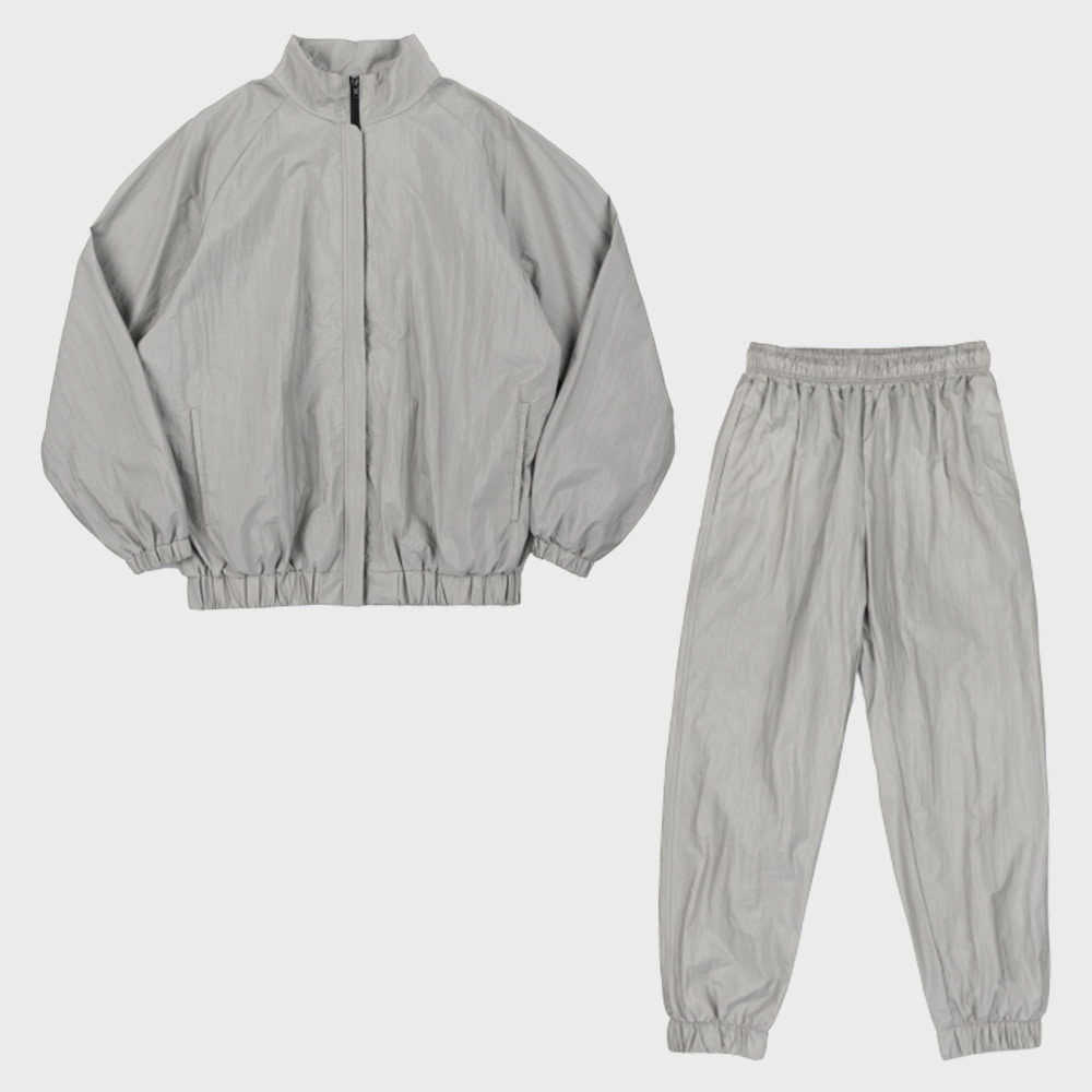 [SET] CB Wind Breaker Setup (GRAY)