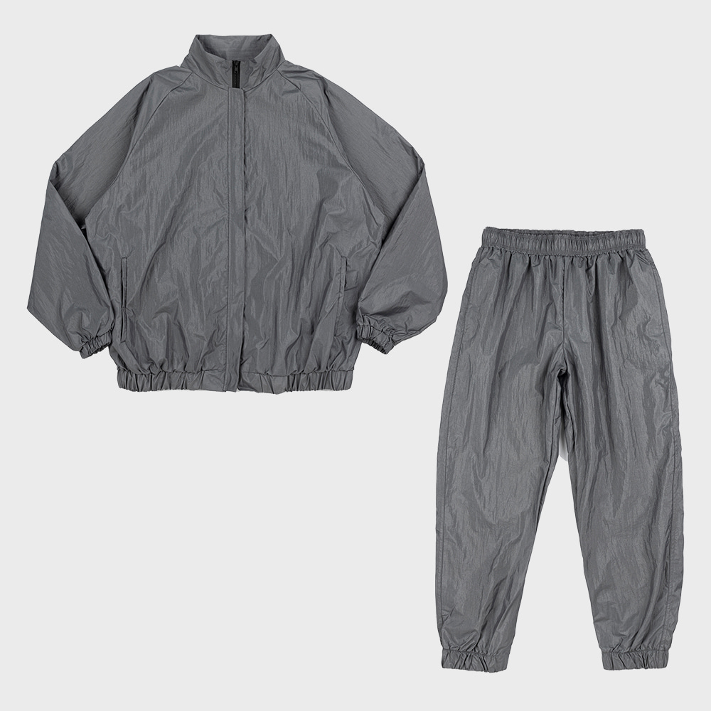 [SET] CB Wind Breaker Setup (CHARCOAL)